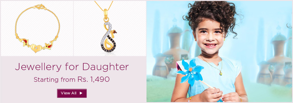 Jewellery for Daughter