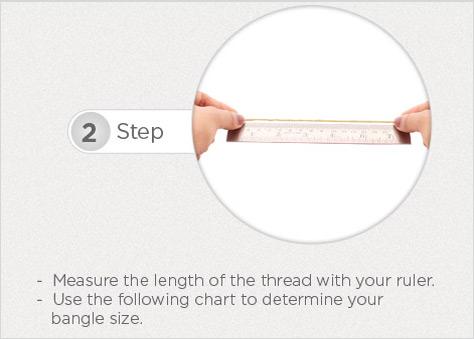 Bangle size chart bangle size guide malabar gold diamonds usa bangle size guide keyboard keysfo Choice Image