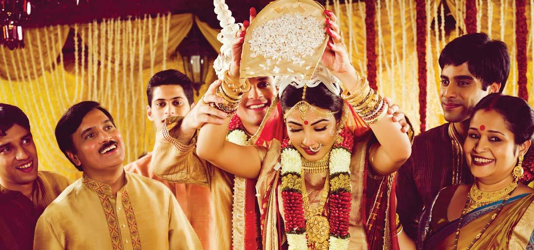 Bengali Brahmin Wedding Rituals