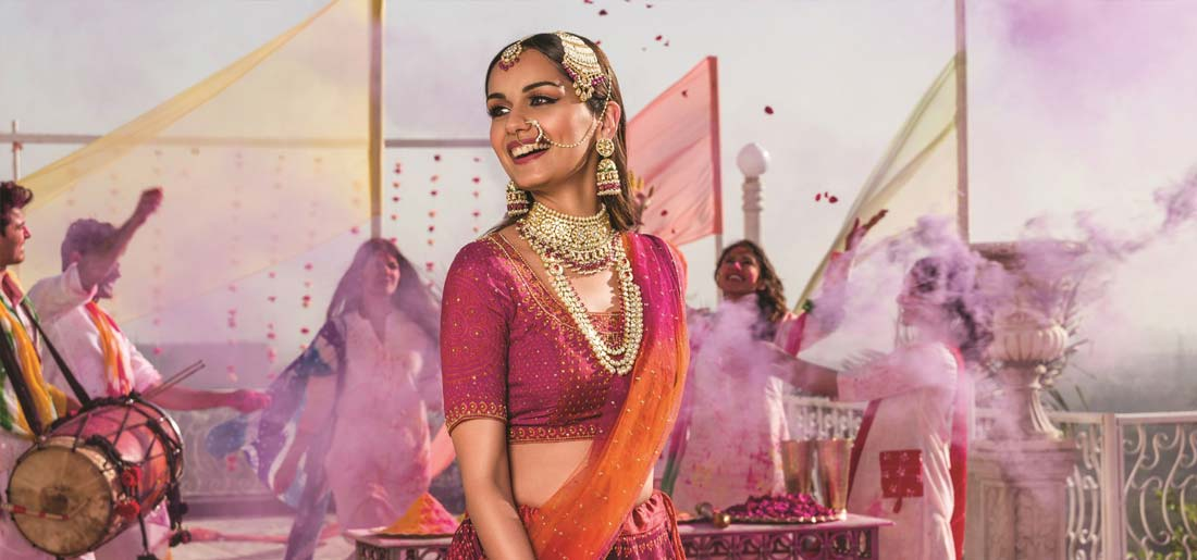 Bridal Jewellery | Buy Indian Bridal Wedding Jewellery Sets Online