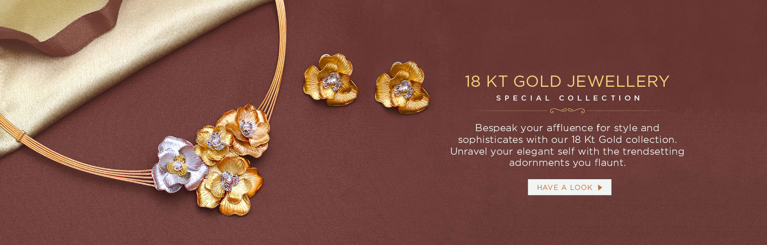 18 kt Gold Jewellery Collection