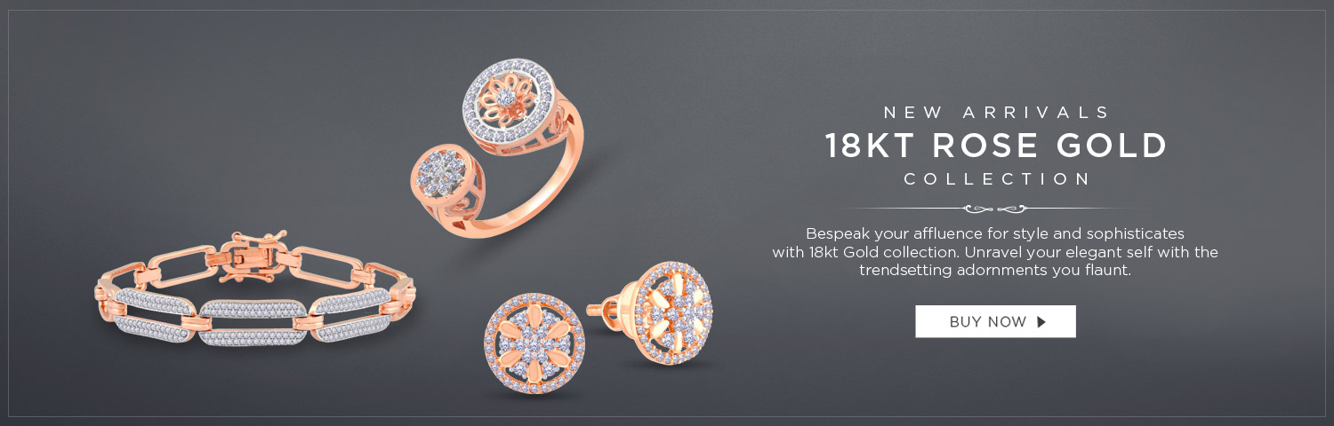 18kt Rose Gold Collection