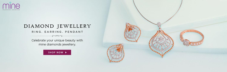 Diamond Jewelery Collection