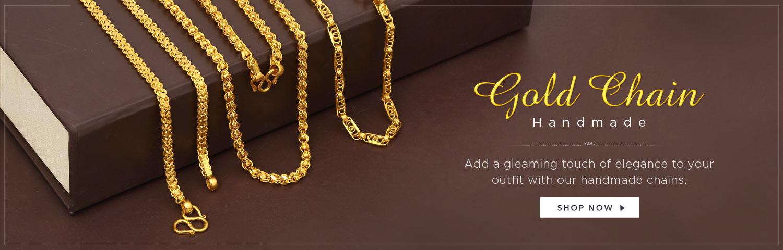 Gold Handmade Chain