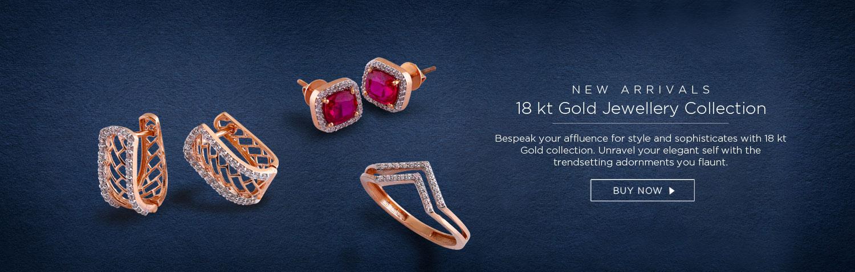 18k gold jewellery new arrivals