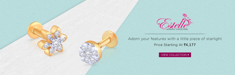 Diamond Nosepin Collection