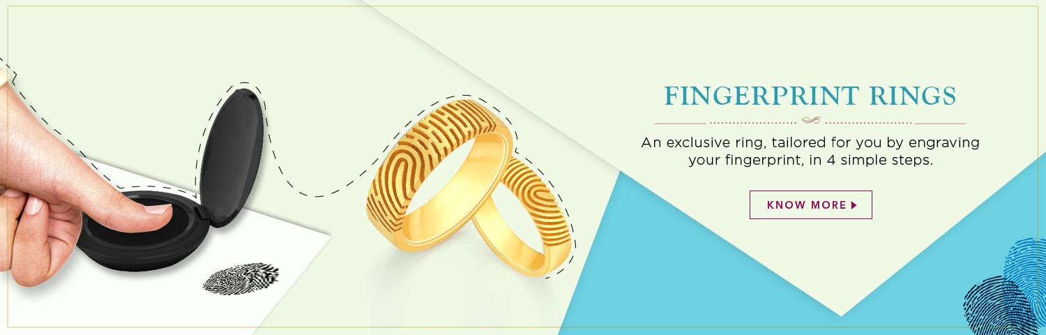 Fingerprint Rings