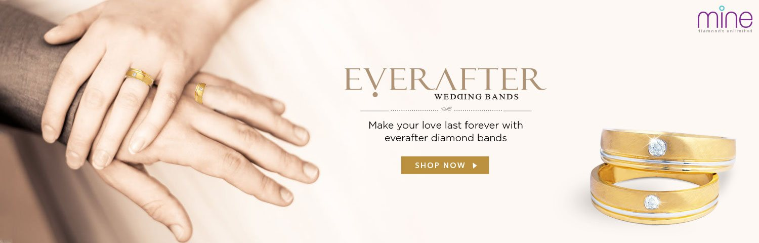 Everafter Diamond Bands