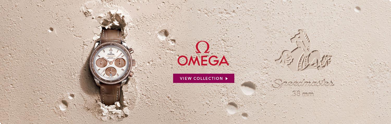 Omega Speedmasters