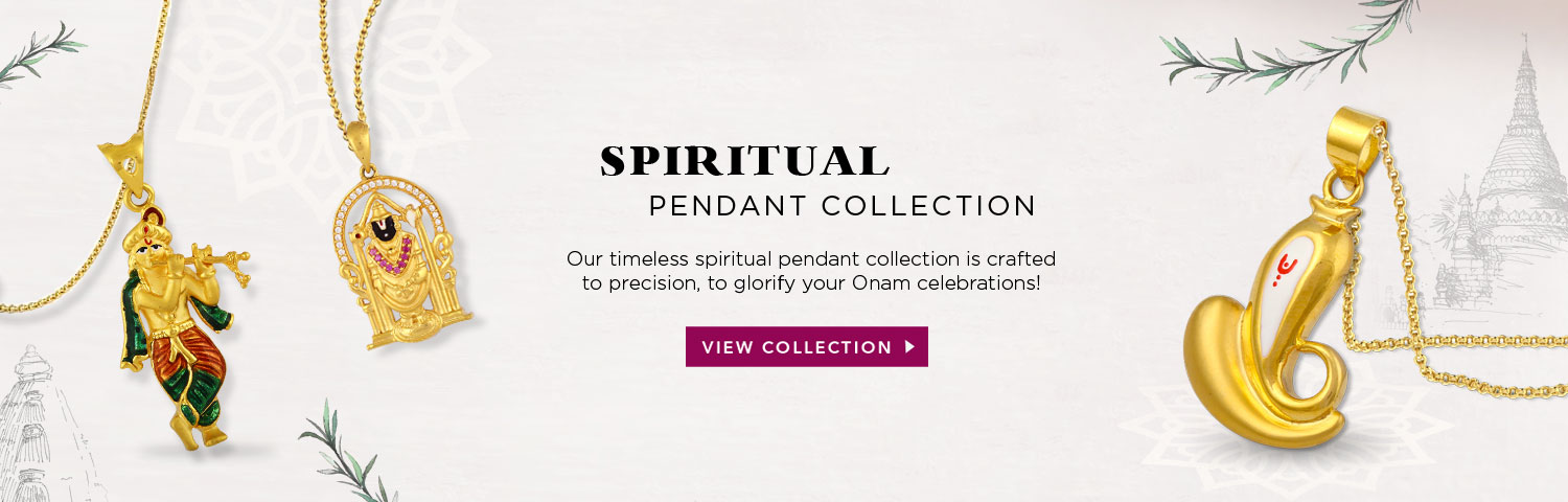 Spiritual Pendant Collection