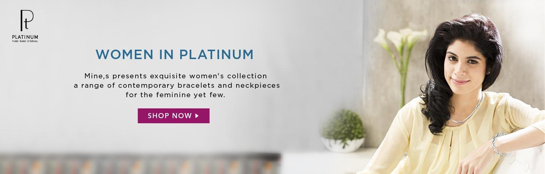 Womens in Platinum