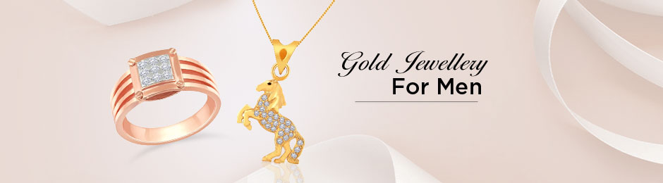 Buy Gold Jewellery For Men Online Malabar Gold Amp Diamonds