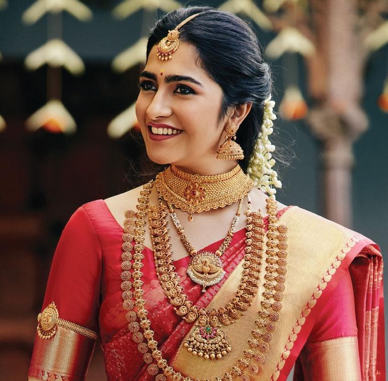 Kerala Bride Hindhu: Buy Indian Bridal Jewellery Online