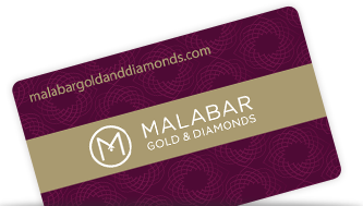 Malabar Gold & Diamonds Theme Gifts Cards
