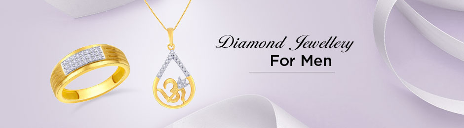 Buy diamond jewellery for men online malabar gold diamonds men mozeypictures Choice Image