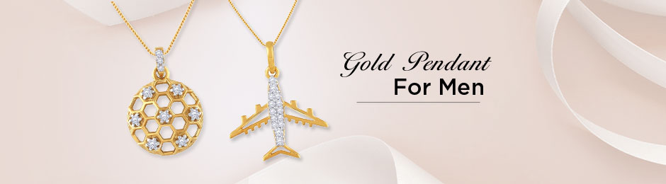 Buy gold pendant for men online malabar gold diamonds mozeypictures Images