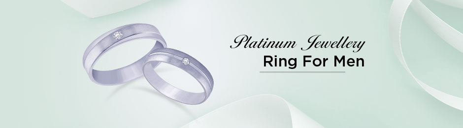 Buy Platinum Rings For Men Online Malabar Gold Diamonds