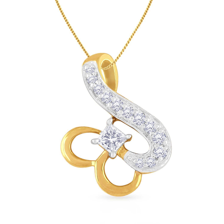 buy mine diamond pendant amp0311345 for women online