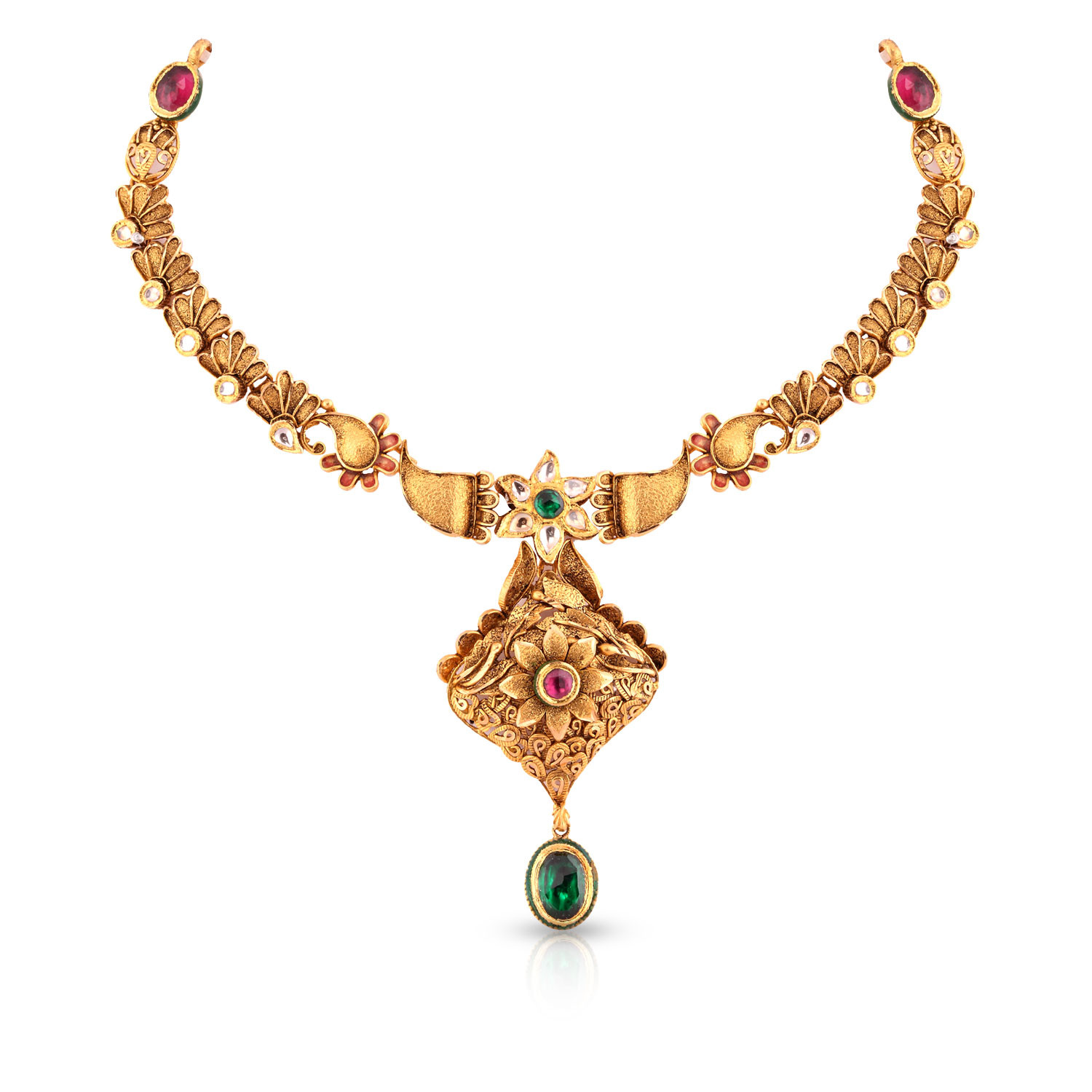 gold jewellery designs in weight necklace joyalukkas light joyallukkas