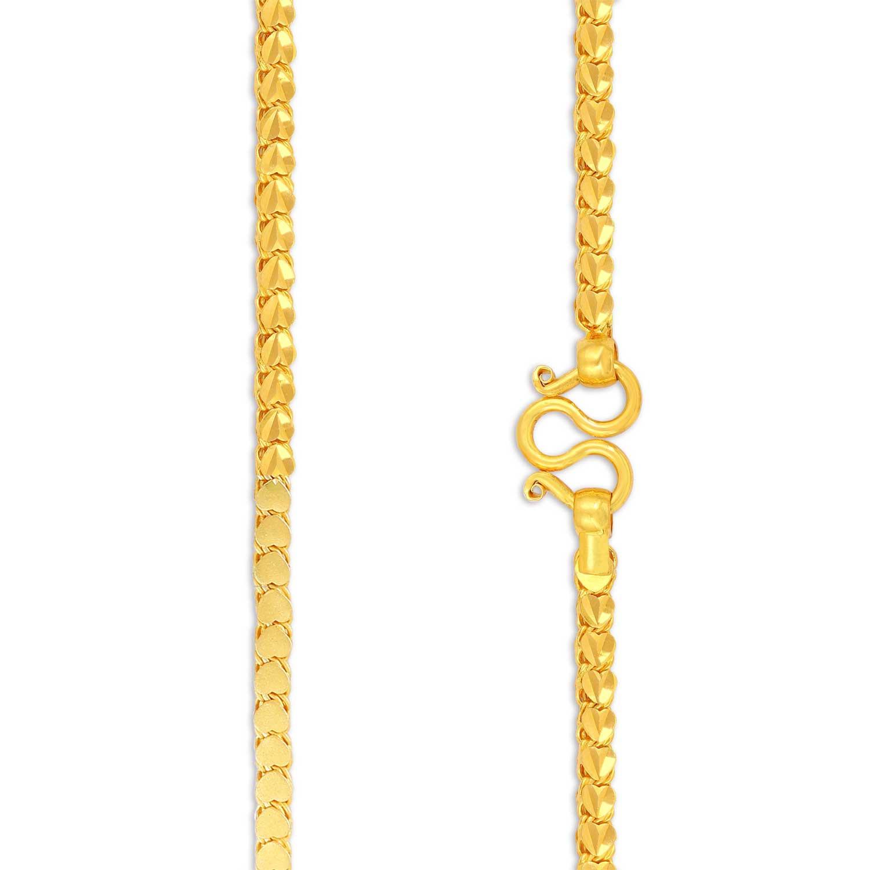Buy Malabar Gold Chain Chsrtna010 For Women Online