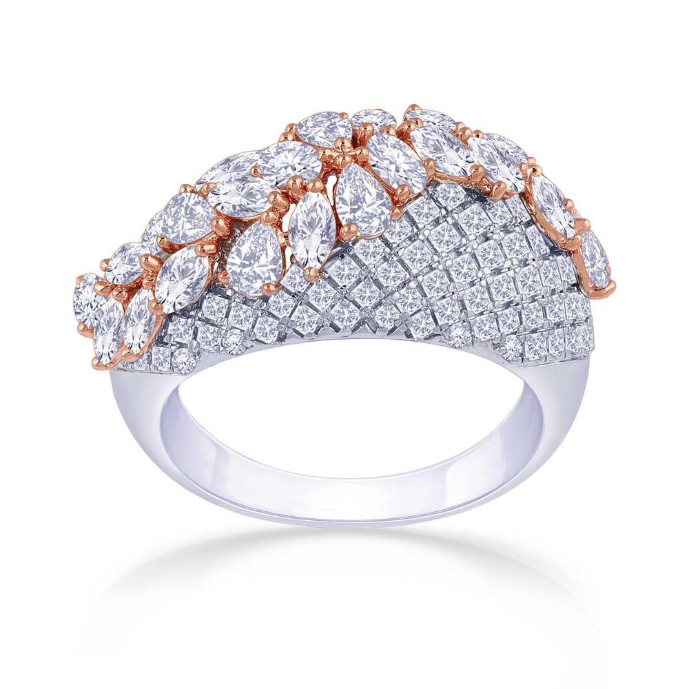 Buy Mine Diamond Ring FJRURB0171RN for Men & Women Online ...