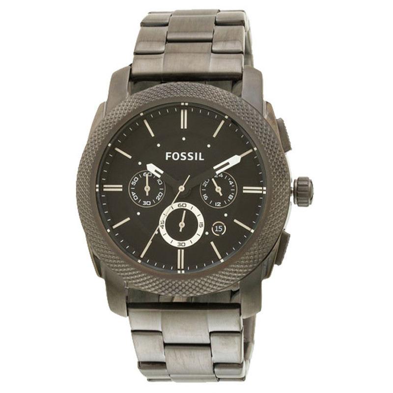 buy fossil s machine steel fs4662 for