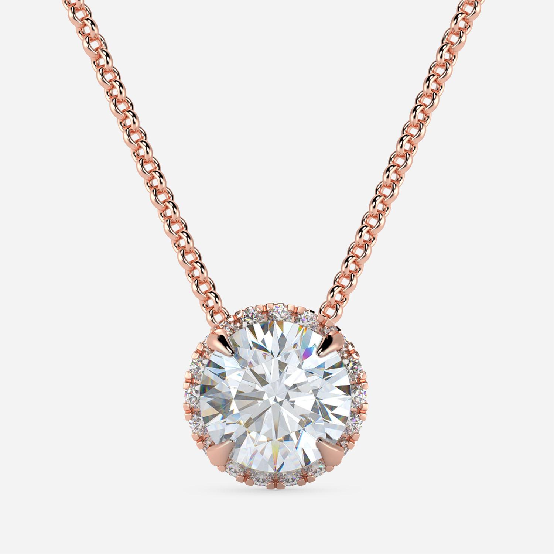 Mine Diamond Pendant MBPD10110