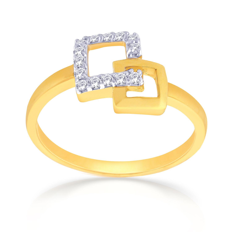 Buy Malabar Gold Ring MHAAAAAAAYJE for Women Online ...
