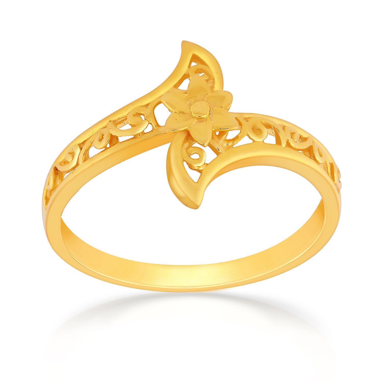 Buy Malabar Gold Ring MHAAAAAAQEIK for Women Online ...