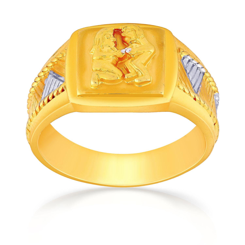 Buy Malabar Gold Rings MHAAAAAAXIKZ for Men Online ...