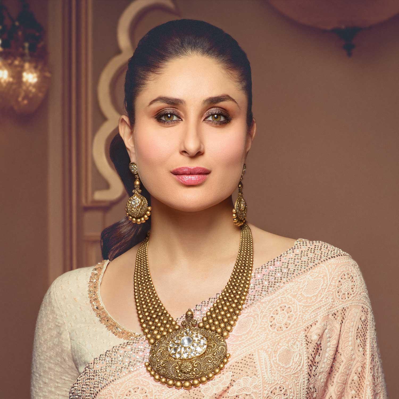 Buy Ethnix Gold Necklace Ahdaaaaafnpa For Women Online