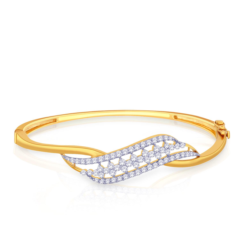 Buy Mine Diamond Bracelet Pmbgbr01155 For Women Online