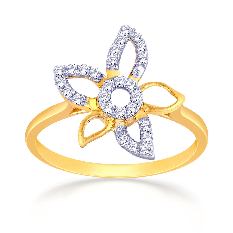 Malabar Diamond: Buy Mine Diamond Ring R671026 For Women Online