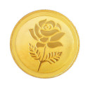995 Purity 20 Gms Rose Gold Coin MGRS995P20G