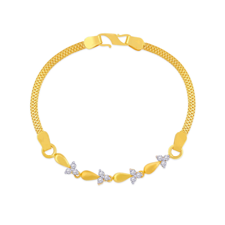 Malabar Gold Bracelet Brbhaea456