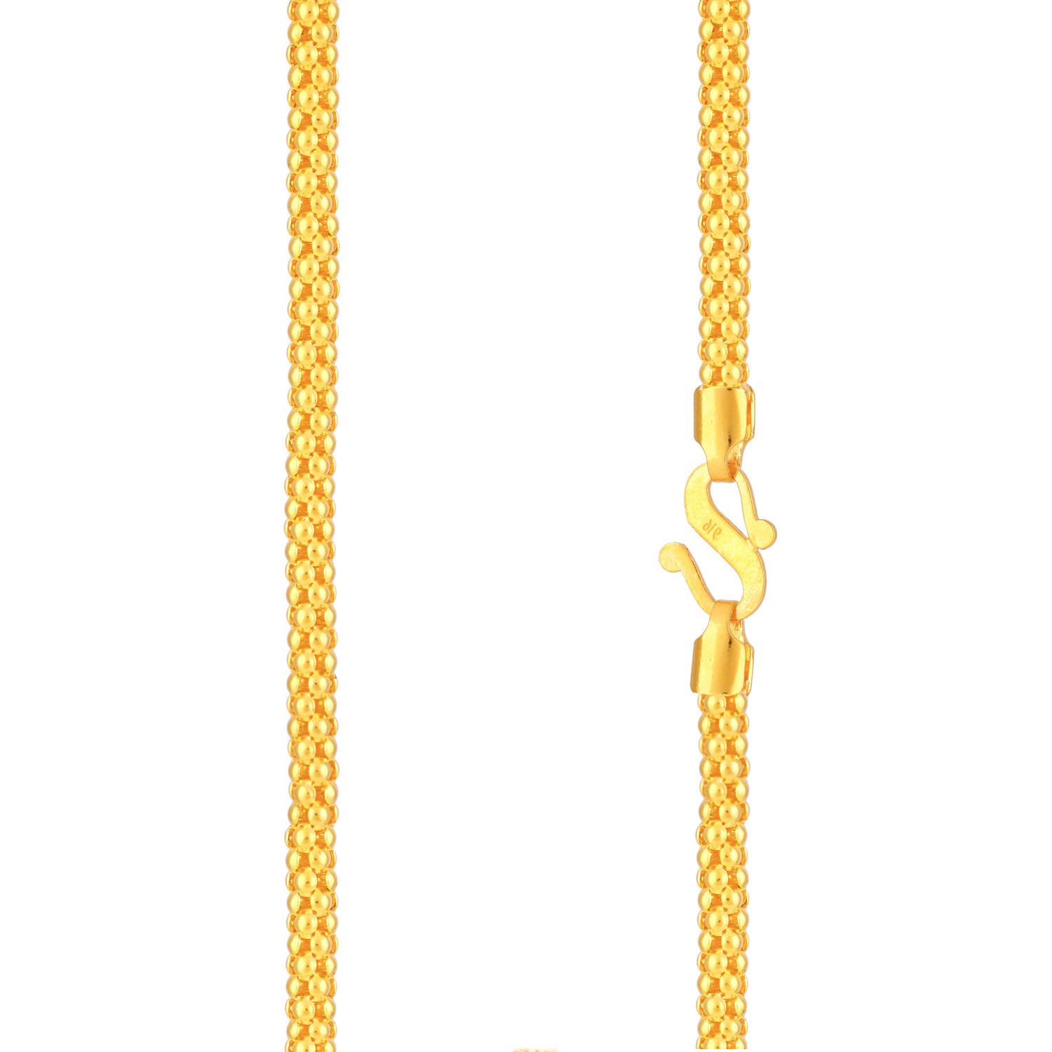 Buy Malabar Gold Chain Chbfmcha011 For Men Online