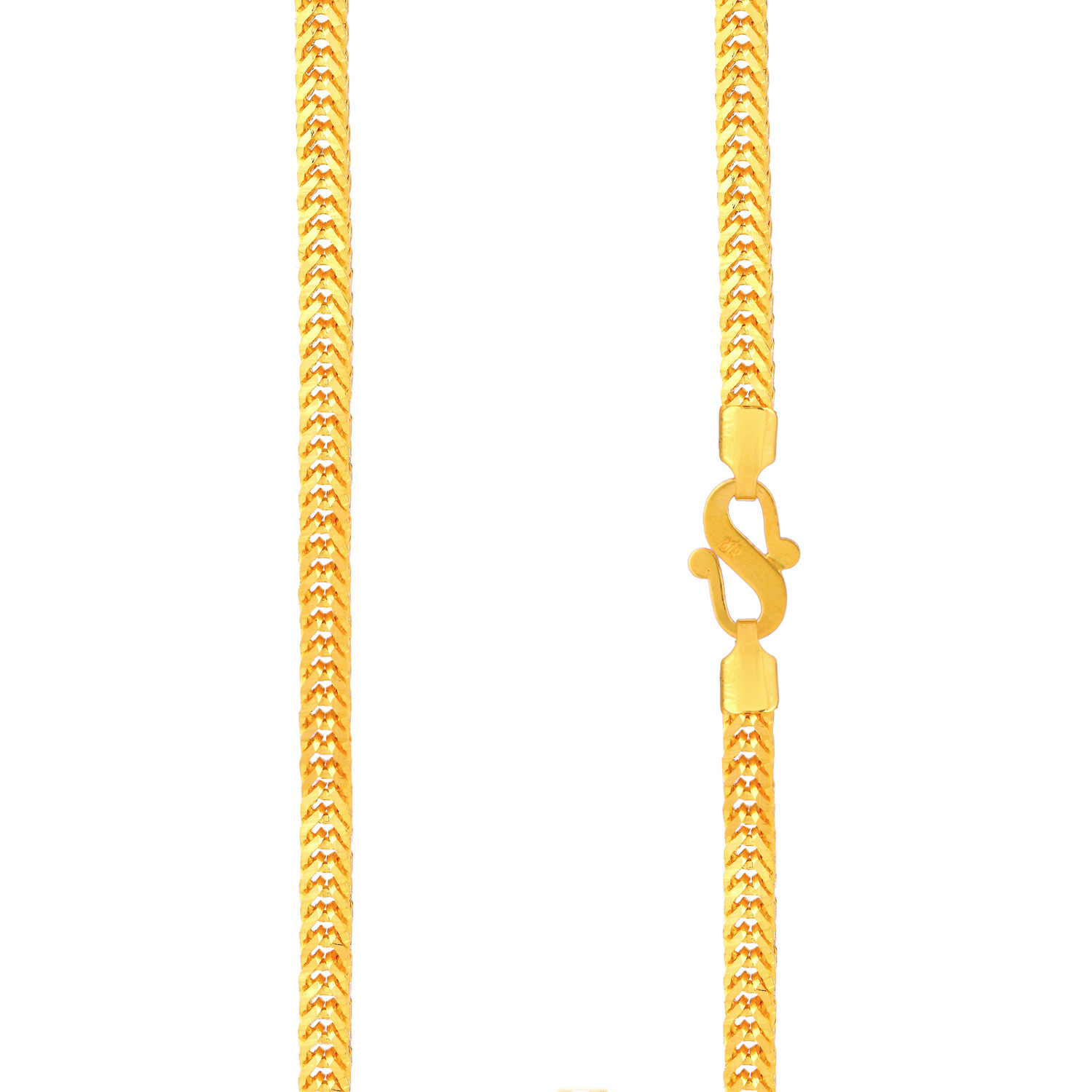 Buy Malabar Gold Chain Chbfmcha021 For Men Online