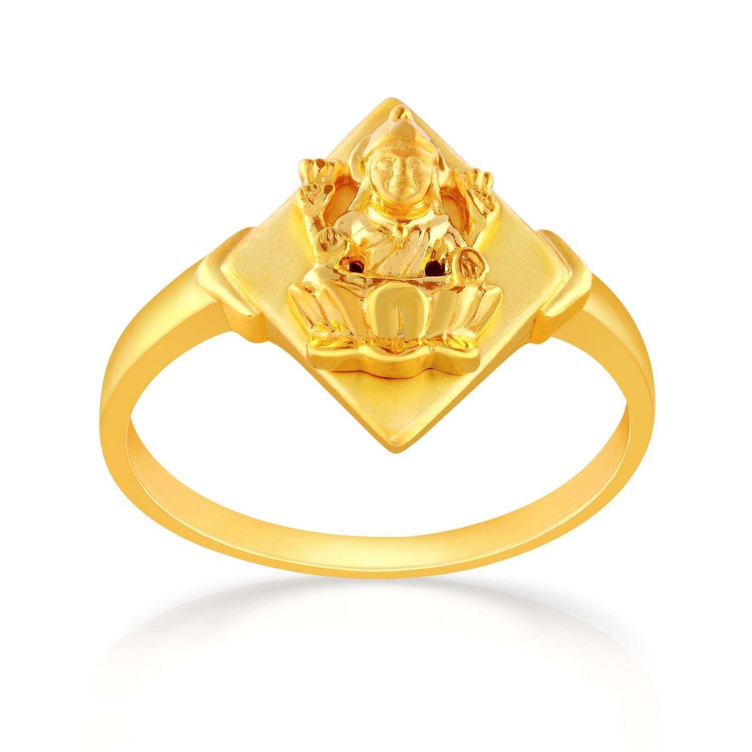 Malabar Gold Ring Frbhae0069