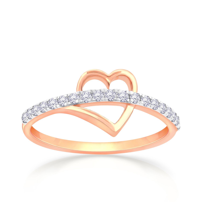 Malabar Diamond: Buy Mine Diamond Ring MNVL18RN003 For Women Online