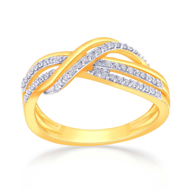 Malabar Diamond: Mine Diamond Ring RN276927 Women Online