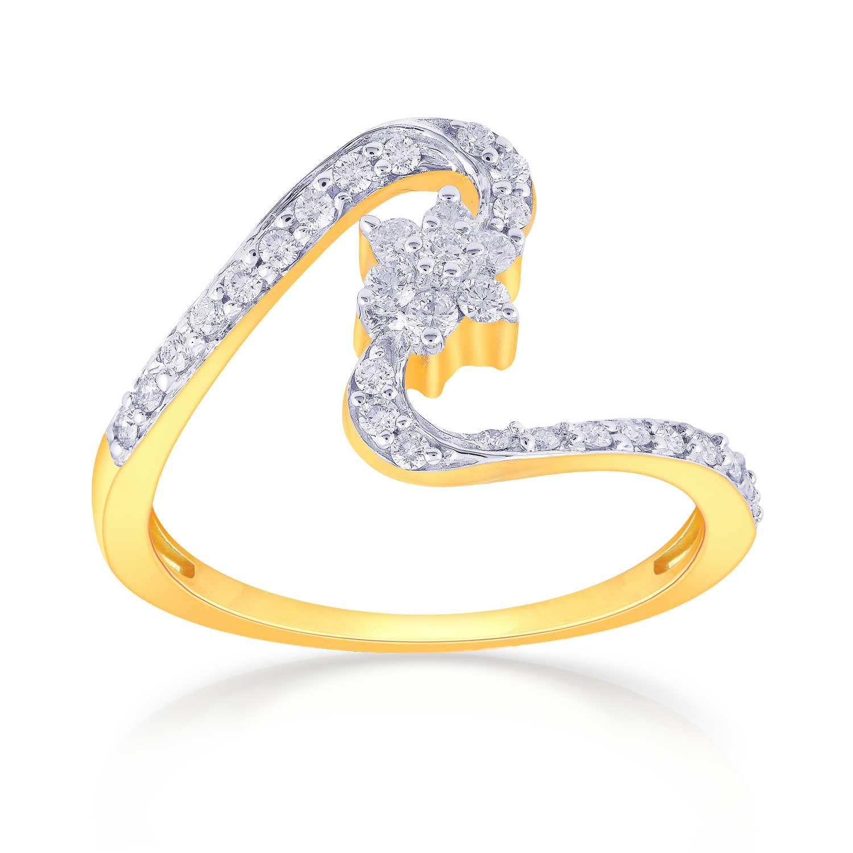 Malabar Diamond: Mine Diamond Ring RN294773 Women Online