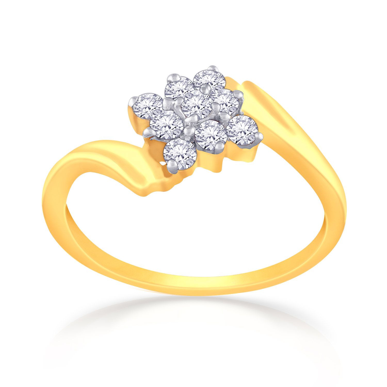 Malabar Diamond: Buy Mine Diamond Ring RN343785 For Women Online