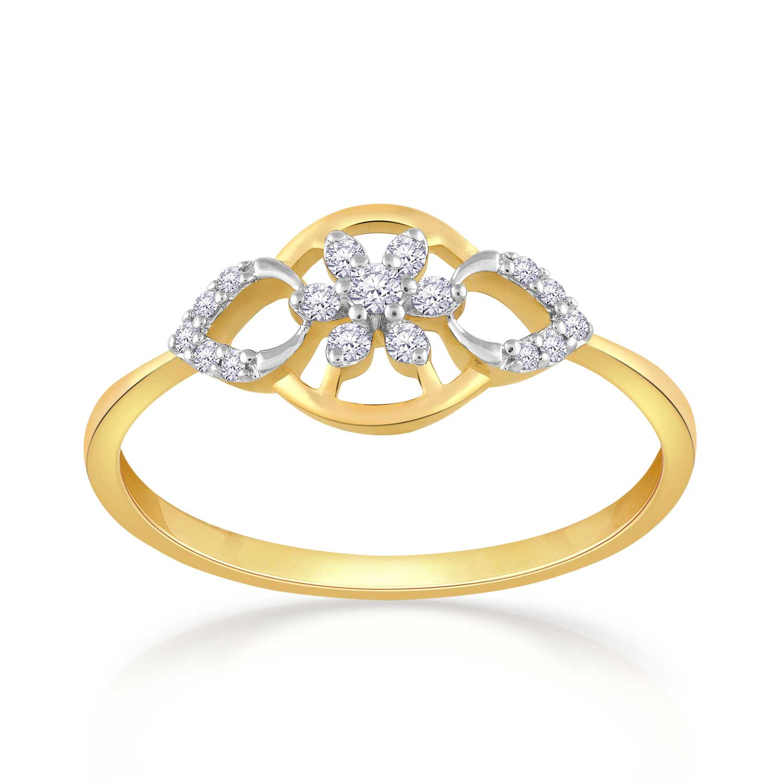 Malabar Diamond: Buy Mine Diamond Ring RN483559 For Women Online