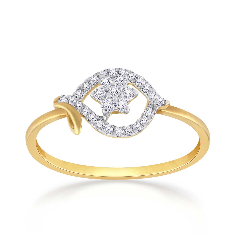 Malabar Diamond: Buy Mine Diamond Ring MNGNRN26784 For Women Online