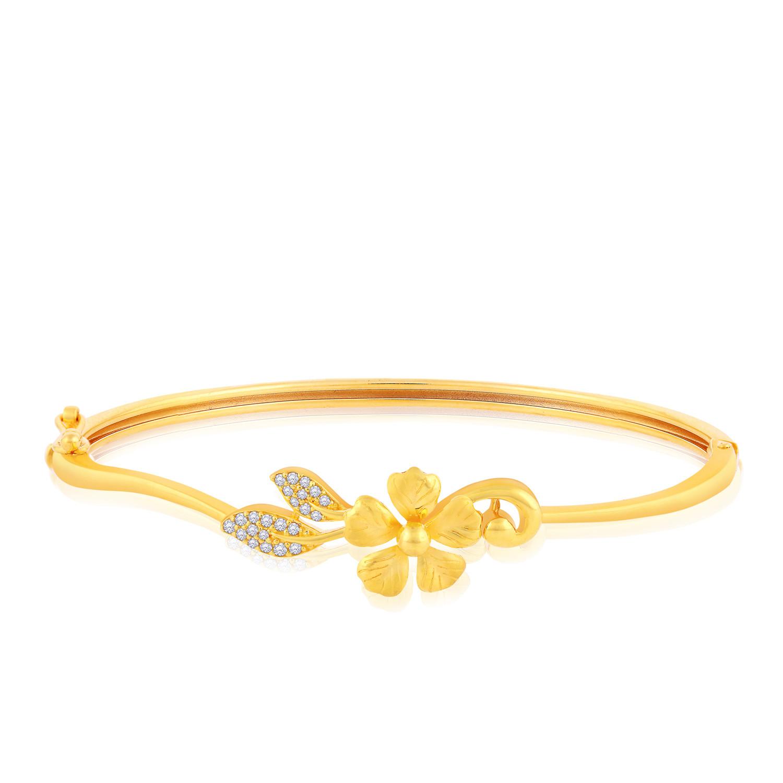 Buy Malabar Gold Bangle Bajwaea423 For Women Online