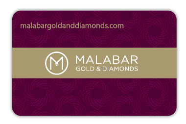 Malabar Gold & Diamonds Bulk Order Gift Card