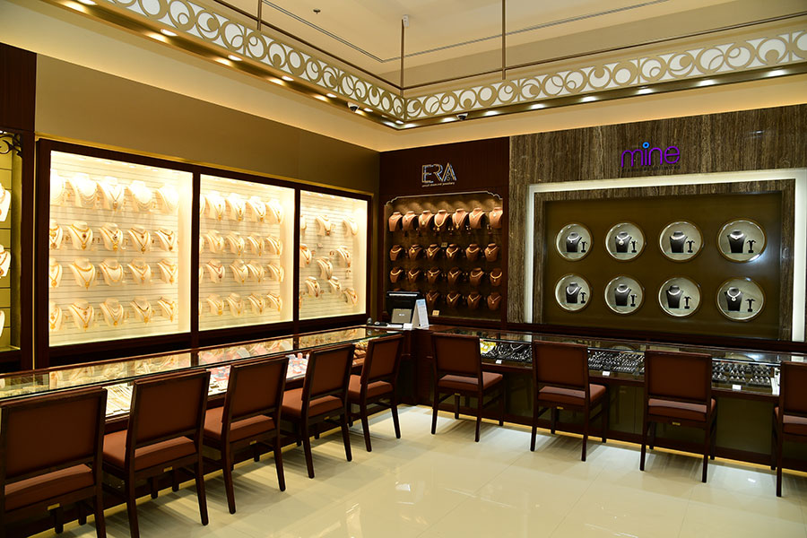 Malabar Gold & Diamonds Stores in Ajman, AlIthihadStreet