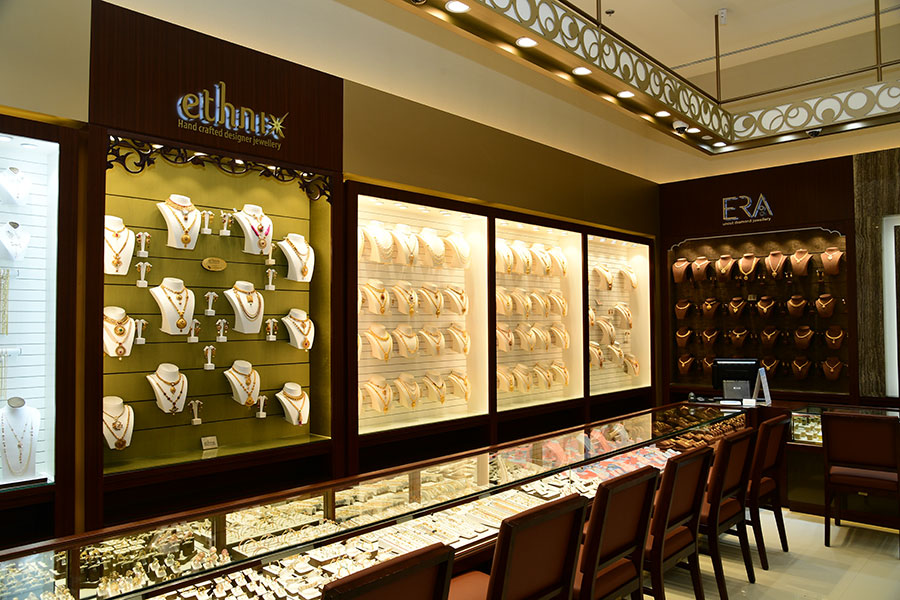 Malabar Gold & Diamonds Stores in Ajman, AlIthihadStreet