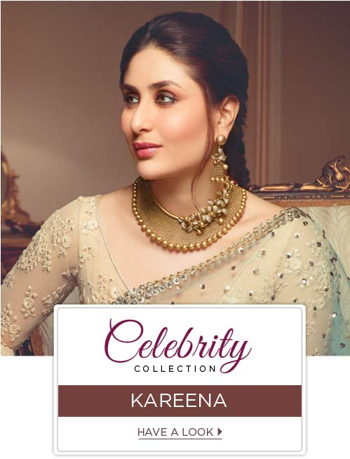 Celebrity Collection Kareena