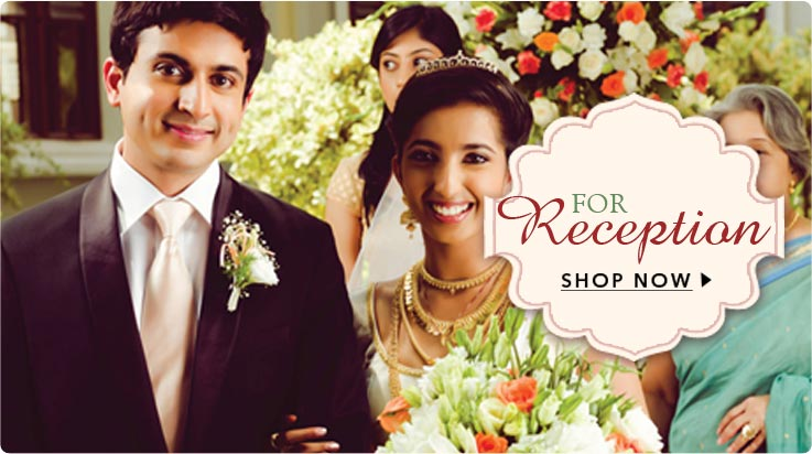 Shop For Wedding Reception
